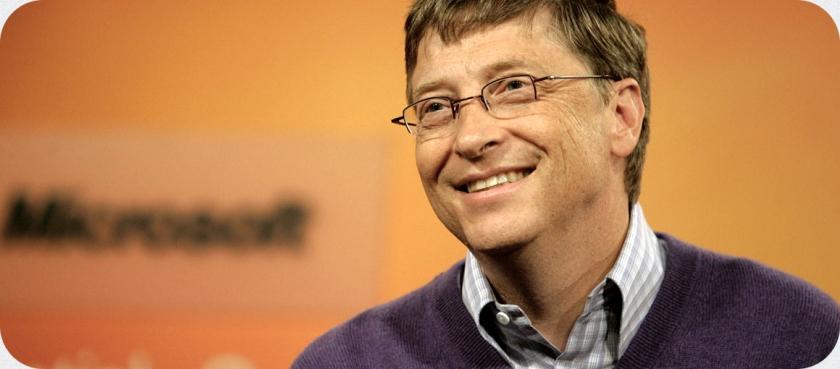 Los 5 Consejos de Bill Gates para Tener Éxito